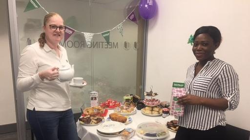RCL Worlds Biggest Coffee Morning Raises £413.64!!