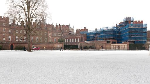 Beautiful Morning at Eton College